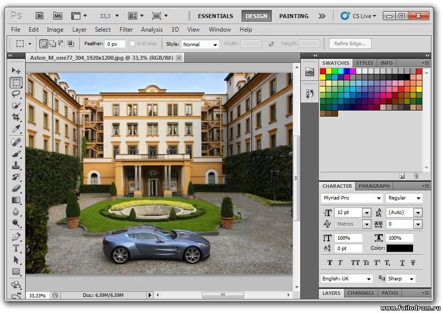 how to write arabic in photoshop cs5 extended for windows