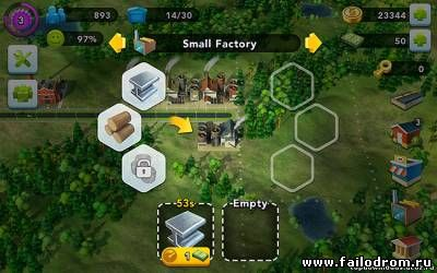 SimCity BuildIt (android)
