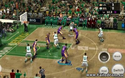 NBA 2K16 (android)