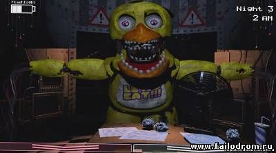 Five Nights at Freddys 2 (android)
