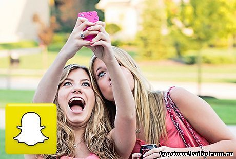 Snapchat на android / Снапчат