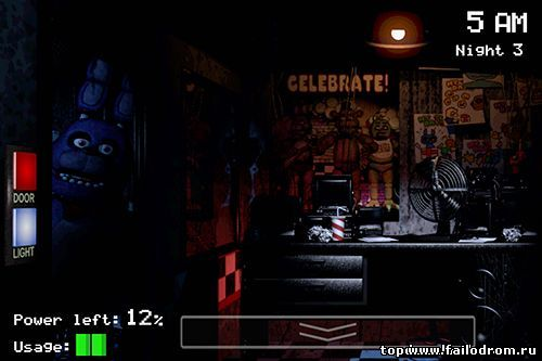 Five Nights at Freddys (android)