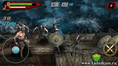 300: Seize Your Glory (android)