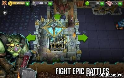 Dungeon Keeper (android)